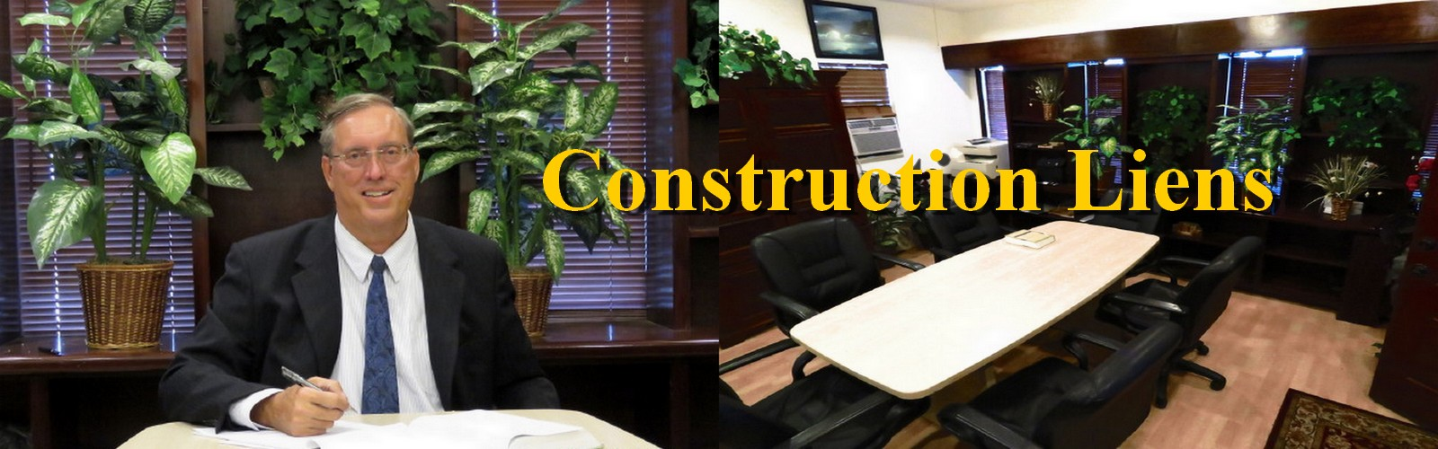 Construction Attorney Herbert Allen's construction law guide to construction liens.